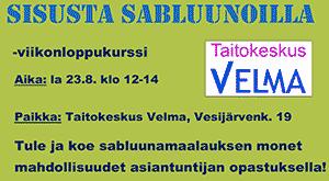 Elektroninen lippu 23.08.2014, Lahti