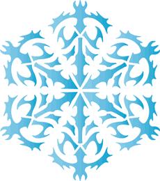 Снежинка XIII