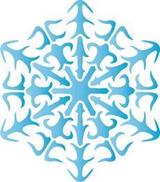 Снежинка XIX