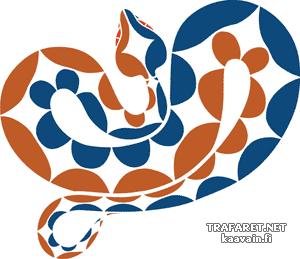 Цветная кобра 02