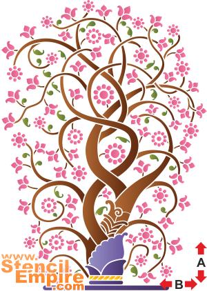 Восточное дерево