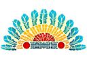 Индейский венок