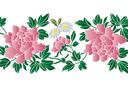 Хризантемы и ромашки Б