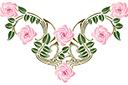 Розовый мотив 50а