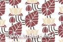 Лилии и листья