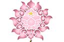 Китайский цветок 1