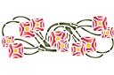 Розовые ветки Ар нуо 1В