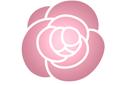 Малая роза 65