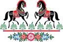 Городецкие лошади 7